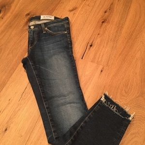 Adriano Goldschmied Denim Legging Ankle Size 25
